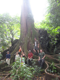 Field entomology course, Costa Rica